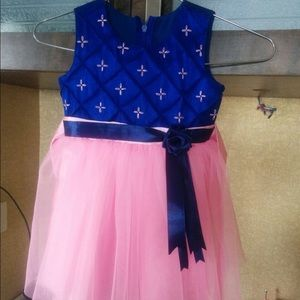 Other - Pink Baby frock dress
